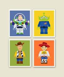 Toy Story Crib Bedding Toy Story Woody Nursery Kid Cross Stitch Pattern In Bold Primary