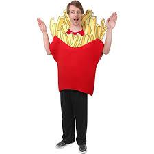 amazon com french fry halloween costume clothing