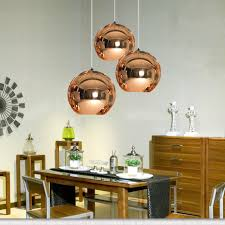 glass globe pendant light holigoo modern led chrome gold copper glass globe pendant lamp