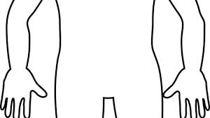 outline drawing of human body how to draw a female body 15 steps