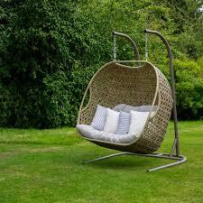 Cocoon Swing Chair Bramblecrest Cotswold Double Cocoon Garden Swing Seat Internet