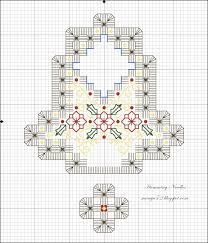 christmas bell ornament u0026 pattern embroidery pinterest