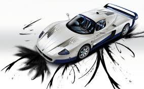 maserati sport car maserati sport car concept art