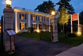 ma wedding venues intimate wedding venue in lenox ma the gateways inn small
