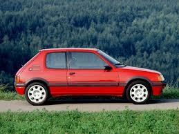 peugeot pininfarina peugeot 205 1 9 1995 auto images and specification