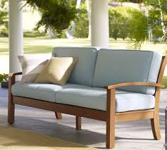 Patio Furniture Pottery Barn by Pottery Barn Chatham Sofa Antique Brass Finish Hardware Solid