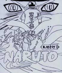 naruto manga cover drawing themightyzubzub 2017 oct 28 2010