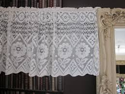 Lace Cafe Curtains Lace Cafe Curtains Uk Home Design Ideas
