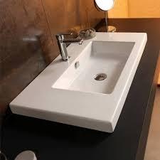 tecla can03011 by nameek u0027s cangas rectangular white ceramic wall