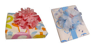 paper gift bows recycle plastic bags and make unique gift bows creative