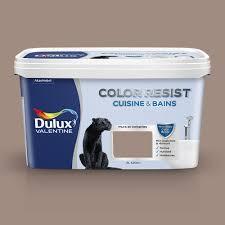 dulux cuisine et salle de bain peinture dulux color resist cuisine et salle de bain satin