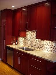 kitchen cabinets red oak cabinet kitchen cherry cabinet normabudden com