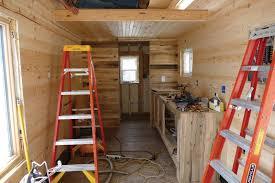 small wonder western u0027s shop class builds a tiny house crozet