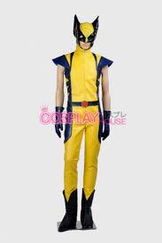 Halloween Costumes Wolverine Men Wolverine Cosplay Costume Version 01 Wolverine Cosplay