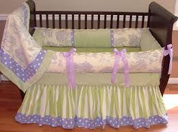 nursery beddings lavender purple baby bedding plus lavender