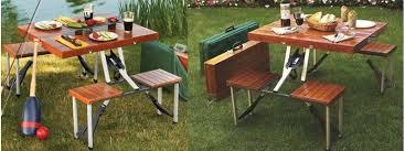 Portable Folding Picnic Table Portable Folding Picnic Table 51 33 Orig 77 Free