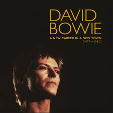 town photo albums review david bowie s a new career in a new town box set
