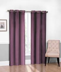 Sears Draperies Window Coverings by Regal Home 2 Pack Fancy Grommet Curtain Window Panels At Sears Com