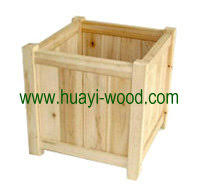 square flower planter boxes outdoor wood planters