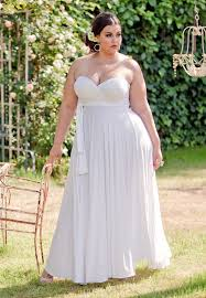 top 5 plus size wedding dresses for a destination wedding the