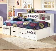 Daybed With Drawers Daybed Daybed With Bookcase Image Of Headboard Storage And