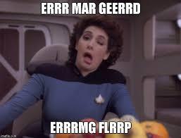 Meme Generator Star Trek - special ed troy meme generator imgflip
