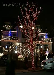 dyker heights christmas lights tour 2017 nyc style and a little cannoli get your tickets now for dyker