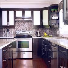 Kitchen Cabinet Elegant Kitchen Cabinet Appliances Glossy Black Kitchen Cabinets Elegant Modest Scheme