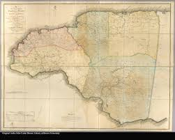 Map Jamaica To His Royal Highness The Prince Of Wales This Map Of The County