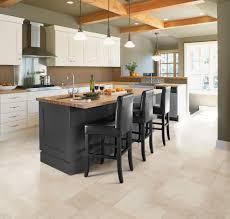 kitchen room amusing natural stone effect kitchen floor tiles