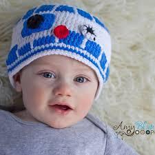 handmade milk protein cotton yarn wars baby r2d2