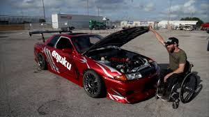 custom nissan skyline r32 watch handicapped hoonigan rob parsons drift a nissan r32 skyline