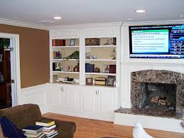Custom Cabinets Bergen County Builtin Cabinetry Northern New - Family room built in cabinets
