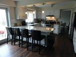stationary kitchen islands with seating stationary kitchen island with seating evropazamlade me