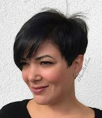 easy to keep feminine haircuts for women over 50 60 classy short haircuts and hairstyles for thick hair