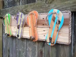 85 best flip flop towel racks images on pinterest outdoor