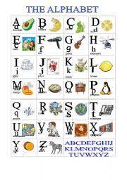 Hebrew Worksheets Worksheet Alphabet Cognates