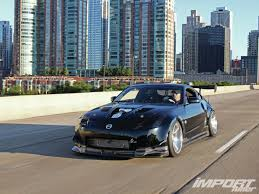 nissan 350z turbo for sale 2003 nissan 350z track edition import tuner magazine