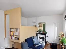 amenager chambre dans salon studio nos 30 idées de rangements bien pensés cubes cacher et