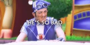 Lazy Town Memes - 23 lazy town jokes that quite honestly need to be stopped