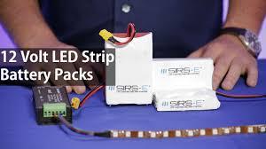 mini led light strips led battery pack 12 volts for led strip lights high quality youtube