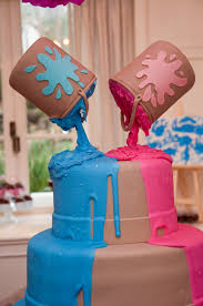 gender reveal cake or boy birthday party cake i u0027m going to