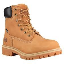 womens steel toe work boots near me timberland pro s 6 in direct attach waterproof insulated