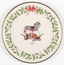 lenox annual plate at replacements ltd