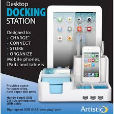 amazon black friday dual hard drive docking station sale amazon com all in one desk organizer u0026 docking station stand for