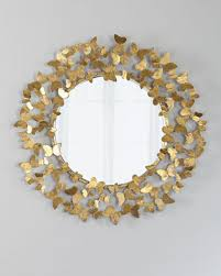 ls plus round mirror decorative wall floor mirrors at neiman marcus