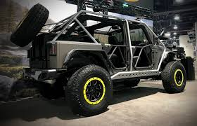 jeep wrangler ads alpine transforms the jeep wrangler into an insane off road party