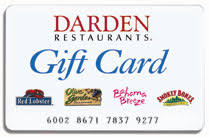 darden restaurants gift cards dinner dvd gift cards