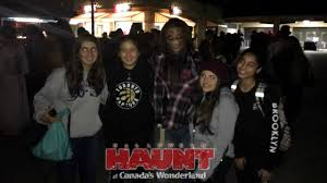 Halloween Haunt 2016 Canada U0027s Wonderland 9 Youtube