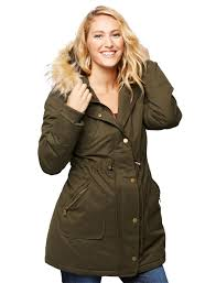 pea in the pod maternity faux fur hooded maternity coat a pea in the pod maternity
